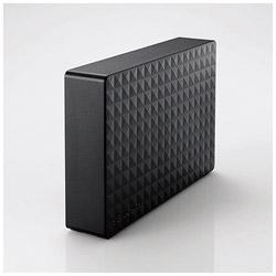 エレコム(ELECOM) 【在庫限り】 SGD-NX020UBK 外付HDD 2TB[USB3.0・Mac/Win] テレビ対応 SGD-NXUBKシリーズ