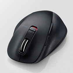 マウス m xgm10bbsbk 静音ex g ワイヤレスマウス blueled bluetooth 5