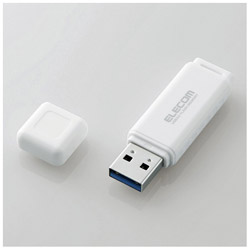 USB3.0メモリ[Mac/Win] MF-HSU3Aシリーズ (8GB・ホワイト) MF-HSU3A08GWH
