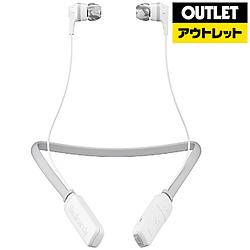 SkullCandy 【生産完了品】 Bluetoothイヤホン S2IKW-J573-B ホワイト [リモコン・マイク対応 /ワイヤレス(左右コード) /Bluetooth]