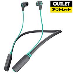 SkullCandy 【アウトレット】 Bluetoothイヤホン  GRAY/MIAMIBLUE S2IKW-L682-B [リモコン・マイク対応 /ワイヤレス(ネックバンド) /Bluetooth]