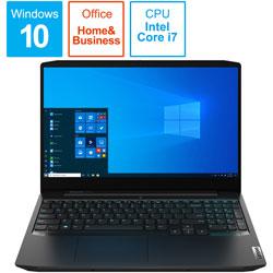 Lenovo(レノボジャパン) 81Y40050WR ゲーミングノートパソコン IdeaPadGaming350i オニキスブラック [15.6型 /intel Core i7 /HDD:1TB /SSD:256GB /メモリ:8GB /2020年6月モデル]