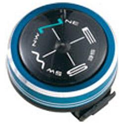 オイル式コンパス メタリックコンパス (ブルー)