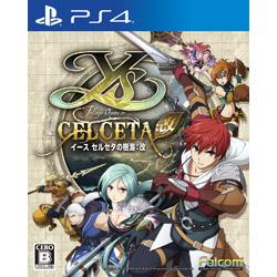 日本ファルコム イース セルセタの樹海:改 【PS4ゲームソフト】