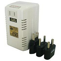 【クリックで詳細表示】変圧器 (ダウントランス・熱器具専用)(1500W) KNP-155