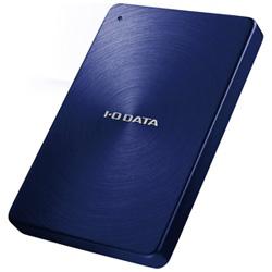 HDPX-UTA1.0B ポータブルHDD [USB3.0・1TB] HDPX-UTAシリーズ「カクうす」 (ブルー)HDPXUTA1.0B