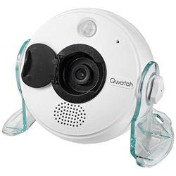 IO DATA(アイオーデータ) 高画質 無線LAN対応ネットワークカメラ「Qwatch(クウォッチ)」 TS-WRLP