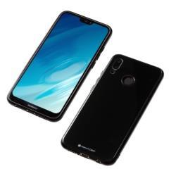 Huawei P20 lite用 ハイブリッドケースUNIO ブラック BKSP20LUNCBK