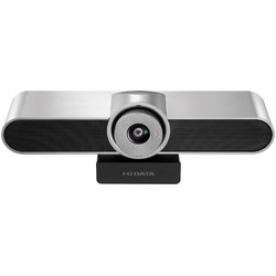 IO DATA(アイオーデータ) ウェブカメラ マイク内蔵 WEB会議向け ブラック TC-MC100 [有線]