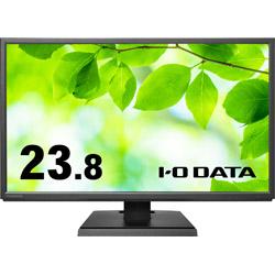 IO DATA(アイオーデータ) USB-C接続 PCモニター  ブラック LCD-CF241EDB-A [23.8型 /ワイド /フルHD(1920×1080)]