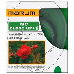 46mm MARUMI カメラ用フィルター MC-Close-Up +1