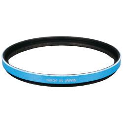 ドレスアップ保護フィルター(パールブルー) 40.5mm[生産完了品 在庫限り] パールブルー [40mm]