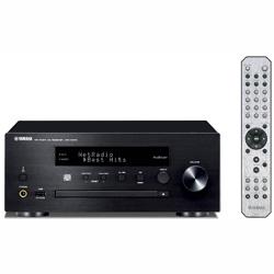 CDレシーバー  ブラック CRX-N470 [ワイドFM対応]
