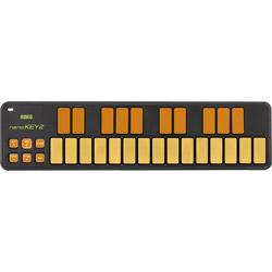 nanoKEY2-ORGR USB-MIDIキーボード