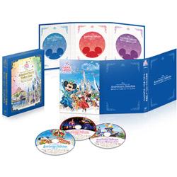 東京ディズニーリゾート 35周年 アニバーサリー・セレクション DVD