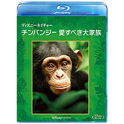 ディズニーネイチャー / チンパンジー 愛すべき大家族 BD