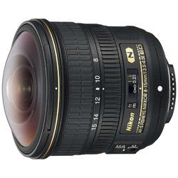 AF-S Fisheye NIKKOR 8-15mm f/3.5-4.5E ED [ニコンFマウント] 円周魚眼レンズ(フルサイズ時のみ)・対角線魚眼レンズ
