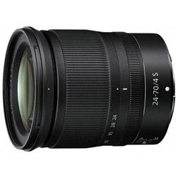 ニコン(Nikon) カメラレンズ NIKKOR Z 24-70mm f/4 S【ニコンZマウント】 [ズームレンズ]