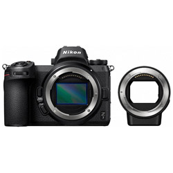 ニコン(Nikon) ニコン Z 7(NikonZ7) FTZマウントアダプターキット [ニコンZマウント] ミラーレス一眼カメラ