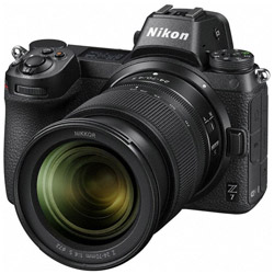 ニコン(Nikon) ニコン Z 7(NikonZ7) 24-70レンズキット [ニコンZマウント] ミラーレス一眼カメラ