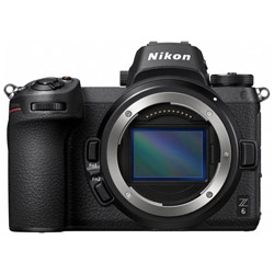 ニコン(Nikon) ニコン Z 6(NikonZ6) ボディ [ニコンZマウント] ミラーレス一眼カメラ