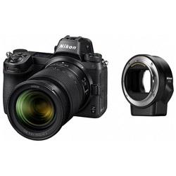 ニコン(Nikon) ニコン Z 6(NikonZ6) 24-70+FTZマウントアダプターキット [ニコンZマウント] ミラーレス一眼カメラ