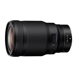 カメラレンズ NIKKOR Z 50mm f/1.2 S【ニコンZマウント】    [ニコンZ /単焦点レンズ]