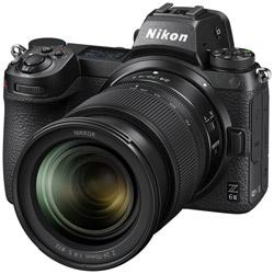 Nikon Z 6II ミラーレス一眼カメラ 24-70 レンズキット  ブラック  [ズームレンズ]