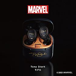 audio-technica(オーディオテクニカ) フルワイヤレスイヤホン  Tony Starkモデル ATH-MVL2 TS [リモコン・マイク対応 /ワイヤレス(左右分離) /Bluetooth]