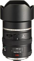 PENTAX-D FA645 25mm F4 AL [IF] SDM AW (645D)