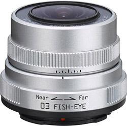 03 FISH-EYE [ペンタックスQマウント] 対角線魚眼レンズ