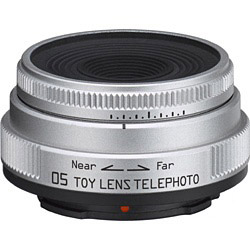 PENTAX 05 TOY LENS TELEPHOTO 18mm F8(Q)