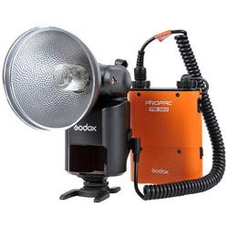 大光量ポータブルフラッシュWITSTRO AD360-II NTTL-J(オレンジ) ニコン用