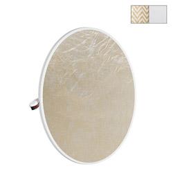 ライトディスクN ホワイト/ソフトゴールド 42 107cm DL1542ZZ