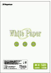 ナ-012 White Paper(ホワイトペーパー)厚口 A4 100枚