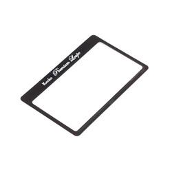 プレミアムルーペ 極薄カード型拡大鏡 3倍 KTL-011N