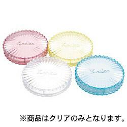 フィルター丸型プラスチックケース (クリアー・3号)