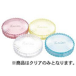 フィルター丸型プラスチックケース (クリアー・4号)