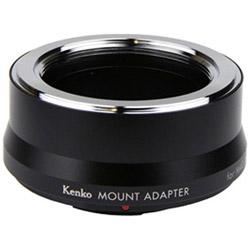 マウントアダプター MOUNT ADAPTER M42-MICRO4/3【ボディ側:MICRO4/3/レンズ側:M42】