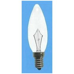 C32/E14D/100/110V-25W-S 電球 [E14 /シャンデリア電球形]