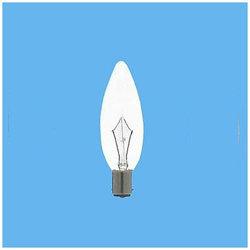 C32B15D110V25WC シャンデリア電球 クリア(25W・B15D口金・直径32mm)