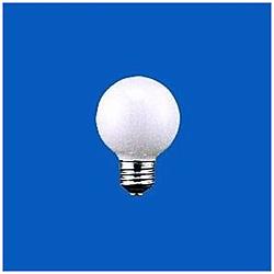 電球 G50-E14-100/110V-25W-S [E14 /ボール電球形]