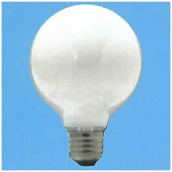 GW110V-40W/70 白熱ボール球(E26口金/40W形/ホワイト)