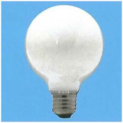 GW110V-60W/70 ホワイトボール電球(E26口金/60W形/ホワイト)
