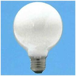 GW100V-57W/95 ホワイトボール電球(E26口金/60W形/全光束680lm/ホワイト)