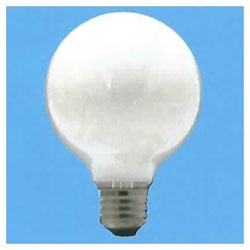 GW100V-95W/95 ホワイトボール電球(26口金/100W形/全光束1,300lm/ホワイト)