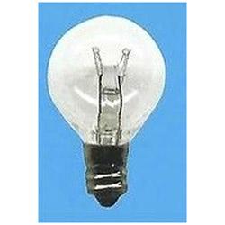 G30/E12/110V-5W-C 電球 ミニボール電球 [E12 /ボール電球形]