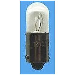 電球 パイロットランプ T10-S-9-1-28V-0.11A クリヤー [豆電球形]