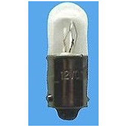 電球 パイロットランプ T10-S-9-1-35V-0.11A クリヤー [豆電球形]