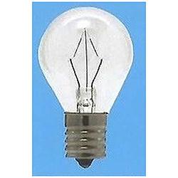 電球 ミニランプ S35-E17-120V-40W-C [E17 /一般電球形]